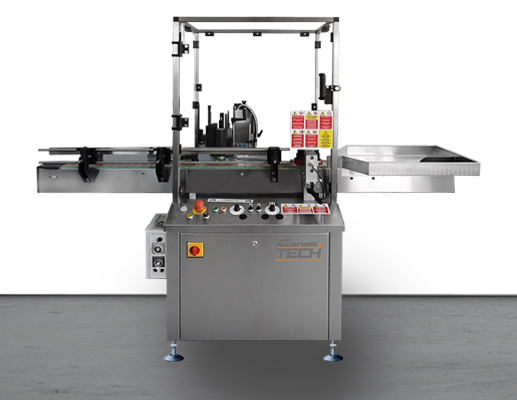 automatic linear labeller