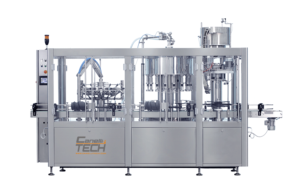 Bottling and packaging lines